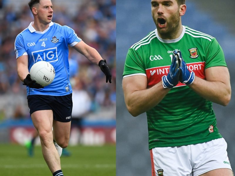 Ep 64: Dublin-Mayo matchups: All-Ireland final preview